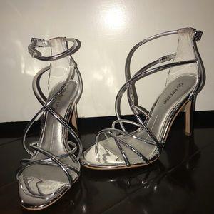 Sliver heels